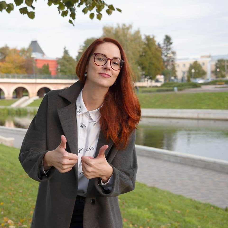 """Ирина Романова, контент-стратег, журналист, а втор курсов """"Тексты для дела"""""""